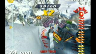 SSX Tricky - Garibaldi Showoff - 3.07 Million [LIVE]