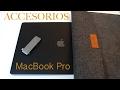 """Mejores Accesorios para MacBook Pro 15"""" 2016 - Satechi Type-C USB 3.0"""