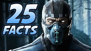25 Facts About Sub-Zero From Mortal Kombat that You Probably Didn't Know! (25 Facts)