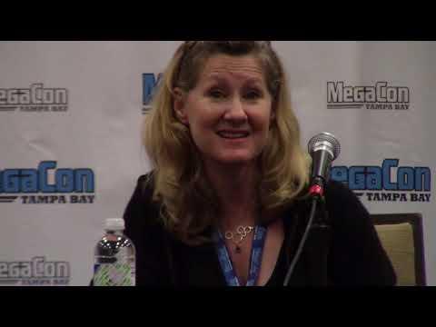 Veronica Taylor Saturday Q&A @ Megacon Tampa 2017