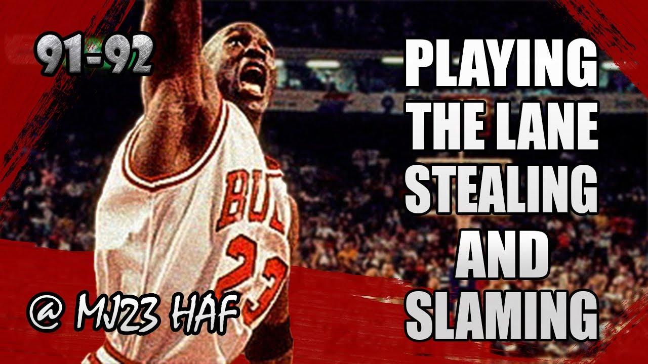 ead1afc8ffa0 Michael Jordan Highlights vs Suns (1992.01.21) - 30pts