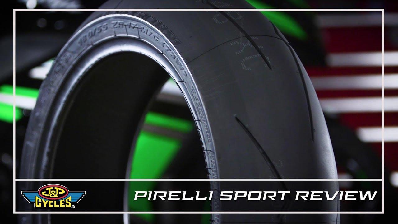 Pirelli Diablo And Pirelli Diablo Supercorsa Motorcycle Tire Youtube