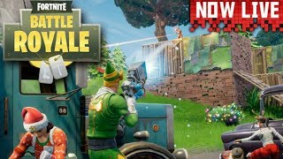 Christmas Upate Fortnite Battle Royale - Legendary Snowball Launcher - Battle Pass Lvl Grind
