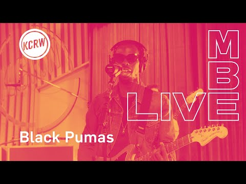 "black-pumas-performing-""colors""-live-on-kcrw"