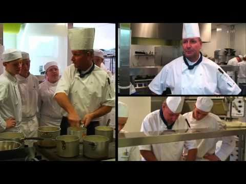 EDC Hospitality And Catering Courses Video (East Durham College)
