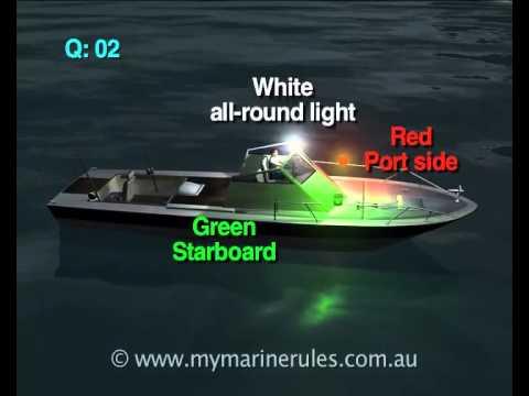 Night Navigation U0026 Rules