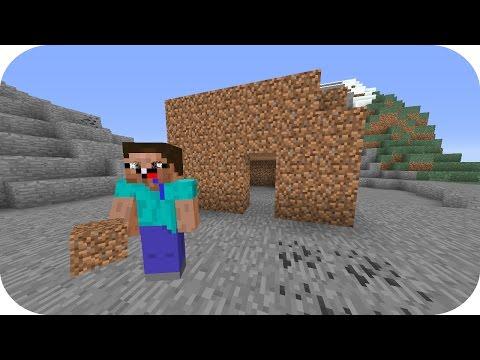 NOOB PRIMERA VEZ JUGANDO EN MINECRAFT - Видео из Майнкрафт (Minecraft)