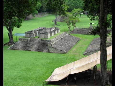 Ancient Mayan Ruins of Copan, Honduras -- delightful guided tours by U.S. Dive Travel.