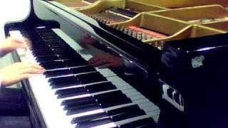 陳奕迅 Eason Chan - 陀飛輪 [鋼琴 Piano - Klafmann]