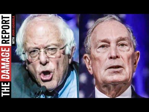 Bernie Sanders BLASTS Billionaire Candidates