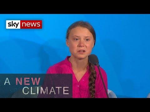 """Грета Тунберг: """"Вы украли моё детство!"""""""