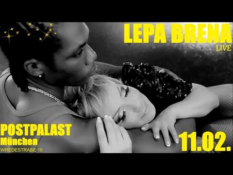 Lepa Brena - Live in München, 11. Februar 2017.