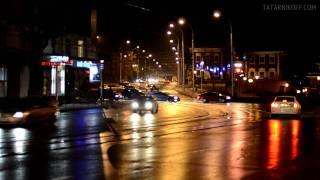 Осенний вечерний Иркутск