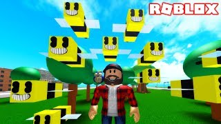 THE LARGEST BEE ARMY | ROBLOX #admiros