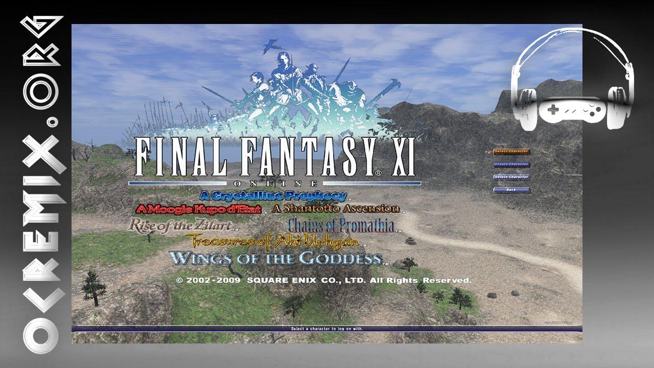 ReMix: Final Fantasy XI Online