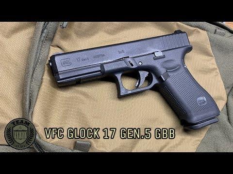 UMAREX/VFC GLOCK 17 Gen5 GBB Review Deutsch/german TEAM-030-AIRSOFT