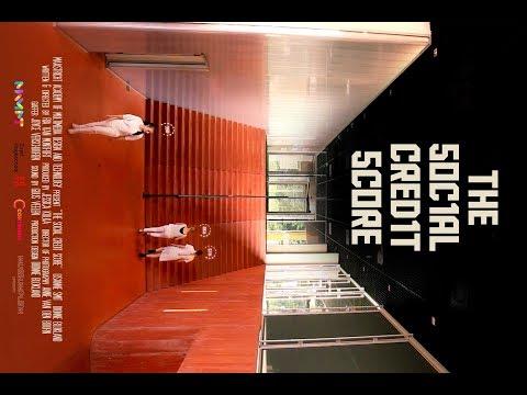 The Social Credit Score; MOBILE VERSION [ Vertical Short film ]