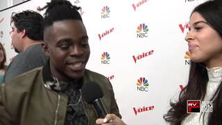 The Voice Paxton Ingram talks about judges reactions