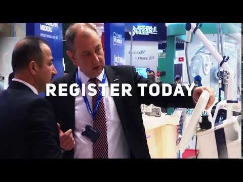 You are invited to EXPOMED EURASIA 2018