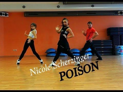 Nicole Scherzinger / Poison / Choreography by Martina Panochová