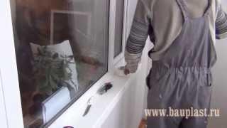 видео Как утеплить лоджию в панельном доме