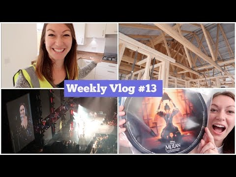 New House Tour and Demi Lovato in Concert  l  Weekly Vlog 13  l  aclaireytale