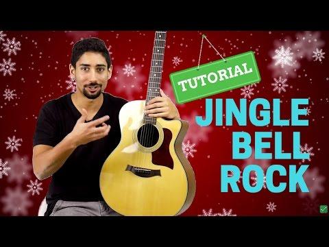 TUTORIAL CANZONI DI NATALE (3/3): Jingle Bell Rock - Accordi per Chitarra