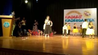 Harman ghai salsa dance performance