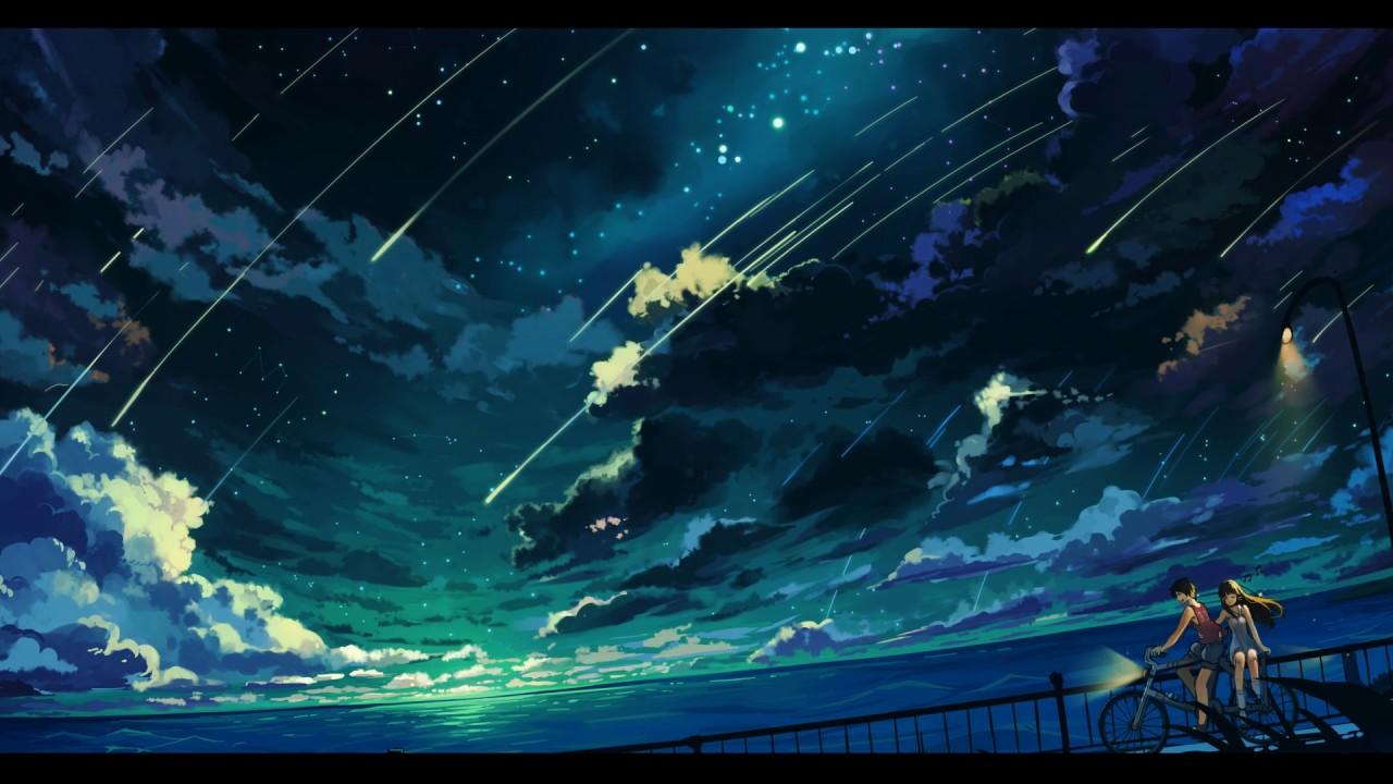 Wallpaper Girl 8k Free Dl Cloud Rap Anime Type Beat Quot Falling Stars Quot L