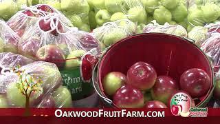 Oakwood Fruit Farm – Apple Orchard