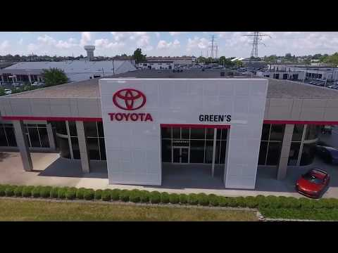New & Used Kentucky Car Dealership | Green's Toyota of Lexington