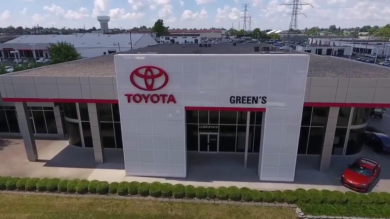 Delightful Greenu0027s Toyota In Lexington, KY