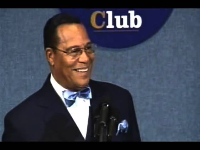 Farrakhan's Predictions Were 100% Right!