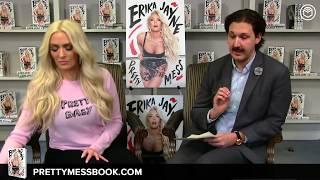 Erika Jayne Book Signing & Interview |