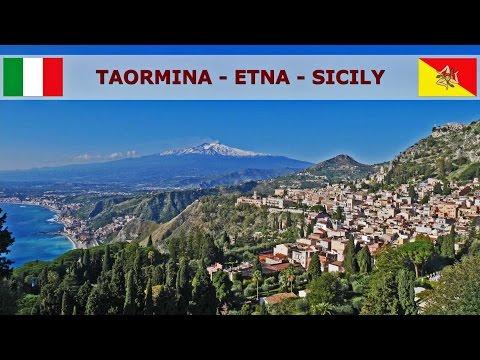 Taormina - Etna - Sicily - a sightseeing