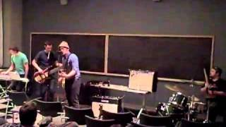 Taste the Waste - Happy Colored Marbles (WEEN cover) - BU Astronomy Unplugged 2011