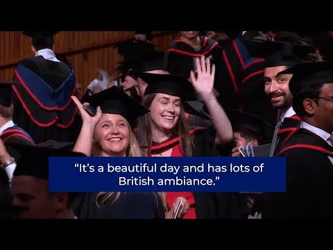 Congregation – what to expect | London Business School