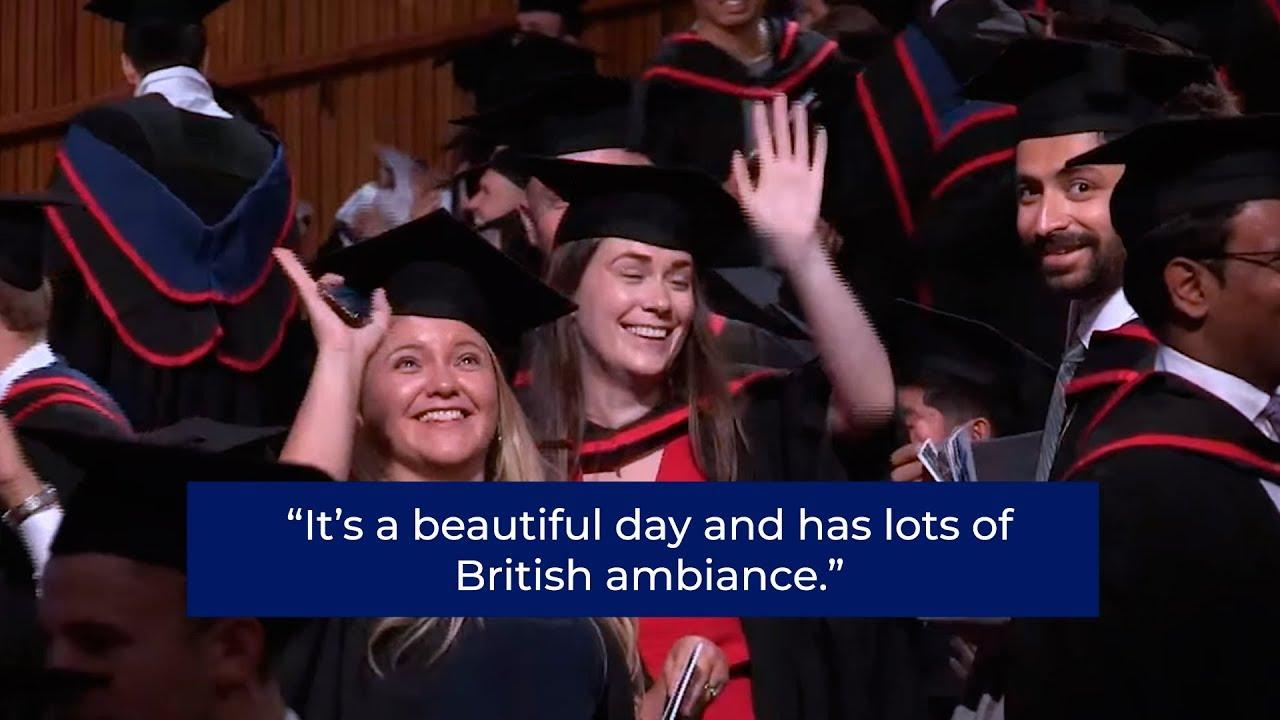 Mit Graduation Ceremony 2020.Congregation London Business School