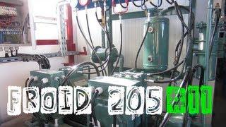Froid205-La centralette-11/11-Le schéma électrique-régulation mode automatique et dégradé