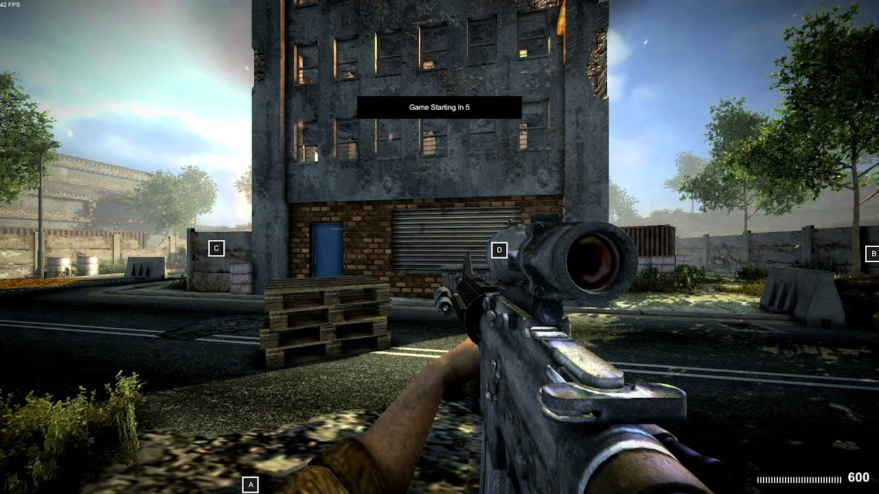 (Unity3D) Multiplayer FPS Game Update 14