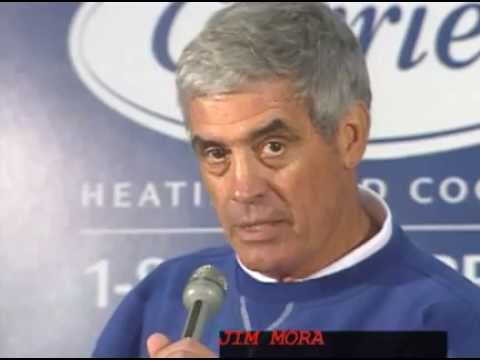 Jim Mora On The Edge: Playoffs!?