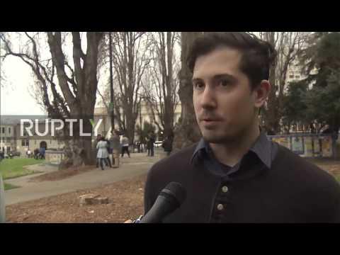 USA: Pro-Trump Berkeley students speak of feeling 'intimidated' on campus
