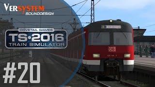 TS2016 | #20.1 | Ab nach Düsseldorf | Köln - Düsseldorf | BR 420 | Versystem Sounddesign |