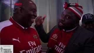 Arsenal 5-2 SL Benfica | Kelechi Say Iwobi Goal Is All I Saw!!!