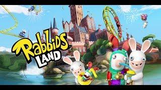 Rabbids Land Wii U Live #6