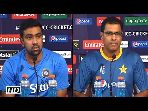 Ashwin vs Waqar Younis | War Of Words | India vs Pakistan T20 WC 2016