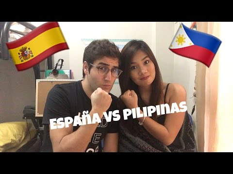 Spain VS Philippines Q&A!
