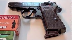 Walther PPK L 22lr