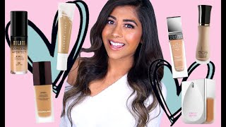 HOLY GRAIL FOUNDATIONS ♥ Makeup for Oily Skin