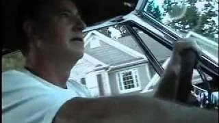 65 Impala SS open headers irritates my neighbor part 2
